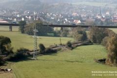 Brücke zwischen Wartebach und Angersbach
