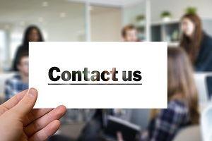 Fragen, Anregungen, Kontakt